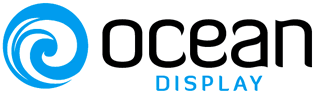 ocean display logo